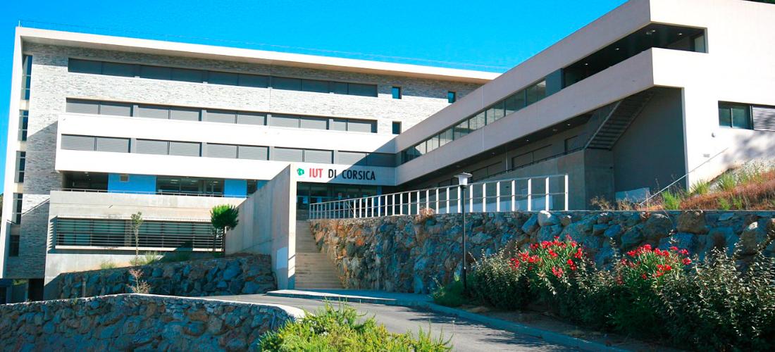 University of Corsica Pasquale Paoli