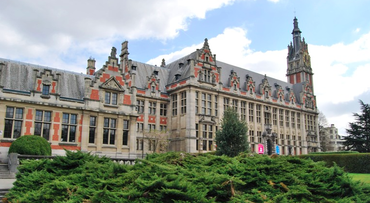 Free University of Brussels, ULB